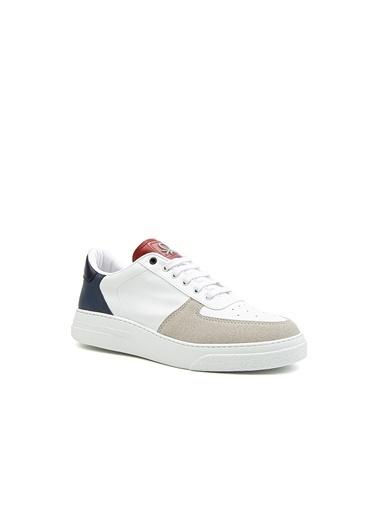 Benetton Bn30101 Erkek Spor Ayakkabı Beyaz